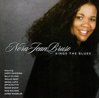 Nora Jean Bruso Sings The Blues